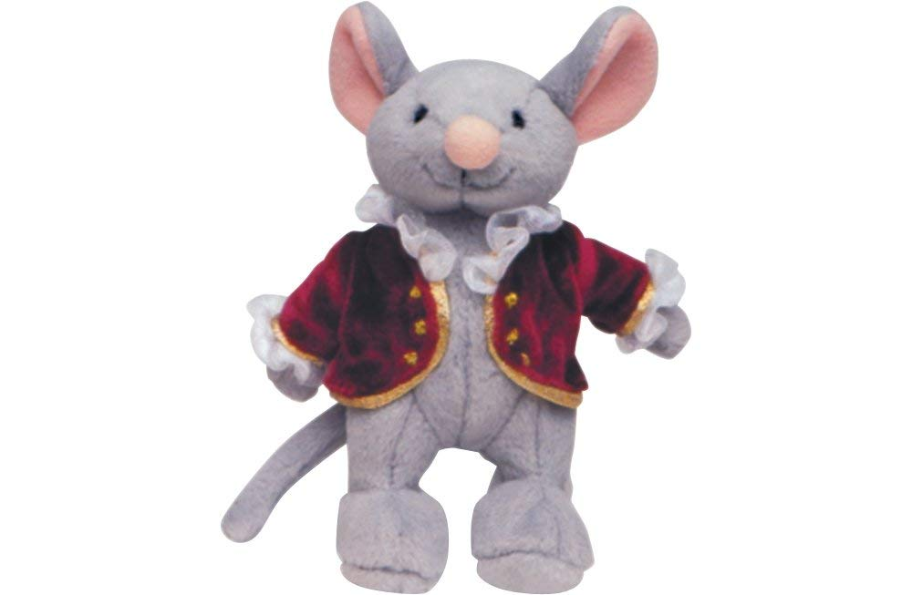 Little plush stuffed Mozart Mouse