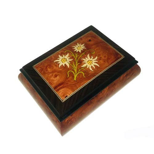 Italian Inlaid Music Boxes
