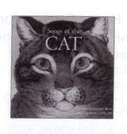 Books - Songs of the Cat CD