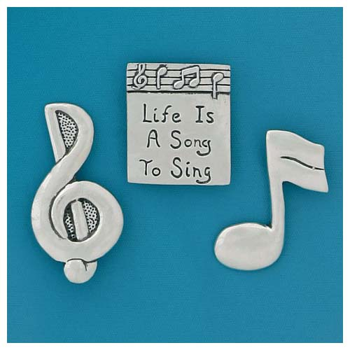 Musical Magnet Set by Basic Spirit