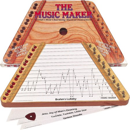 Music Maker  Easy Stringed Instrument Follow the Dots