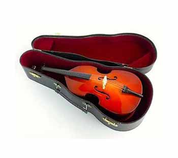 Miniature Upright Bass 6