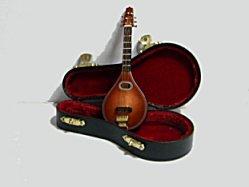 """Miniature Mandolin 5"""" long"""