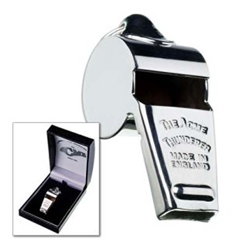 Acme Whistle 60.5 Silver Plated