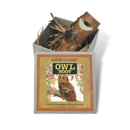 Owl Call Flights of Fancy