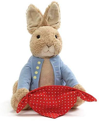 Beatrix Potter Peek a Boo Peter Rabbit by Gund