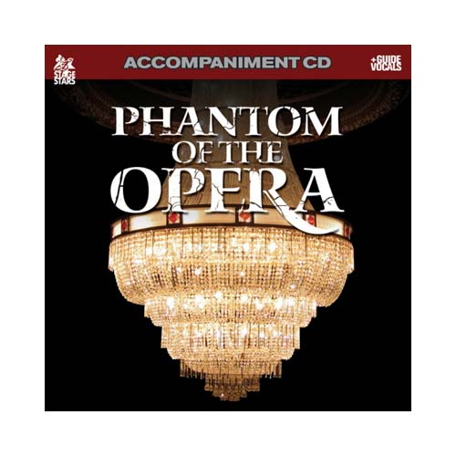 Phantom of the Opera Accompaniment CD