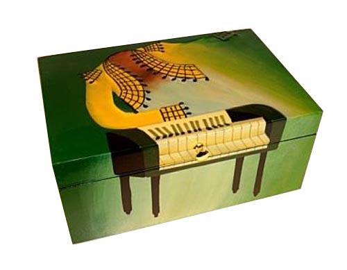 Piano Box Silent