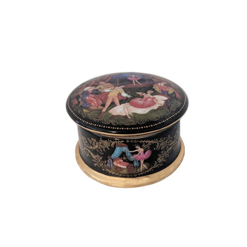 Ballet - Russian Porcelain - Sleeping Beauty (Vintage)