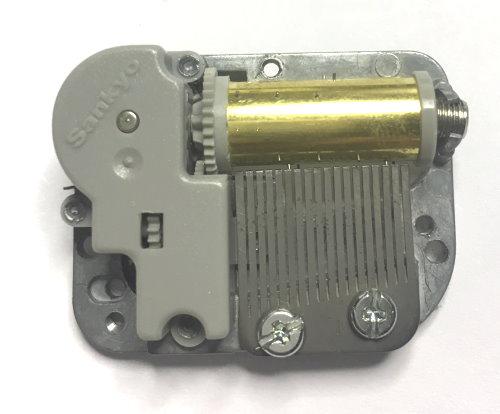 Sankyo 18 note miniature mechanism