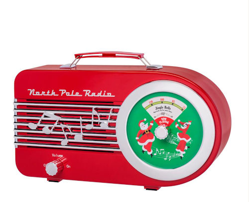 Santa's Radio