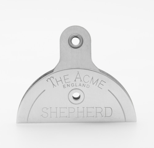 Shepherd Mouth Whistle Nickel Silver