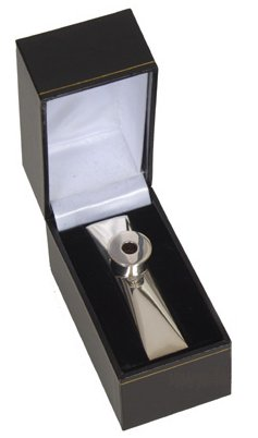 Sterling Silver Kazoo in presentation case