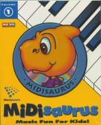 Software MiDisaurus - Volume 1