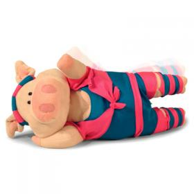Physical Phyllis Cuddle Barn Animated Plush Animal