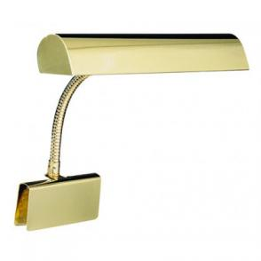 Lamp attaches to Piano or Musci Stand Desk Lyre 14 inch shade