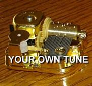 Movements - 18 Note   200 Mechanisms (1.18)   Custom (Your Own Tune)