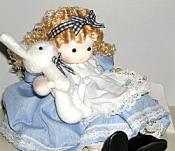 Musical Dolls - Storybook Alice in Wonderland - (new design)