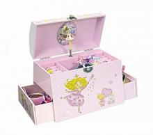Childs Musical Ballerina Jewelry Box -Ariana
