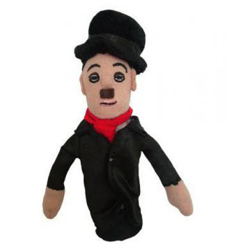Magnetic Personality Finger Puppet Charlie Chaplin