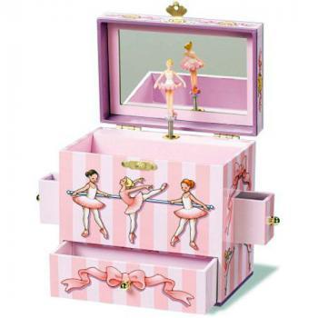 Enchantmints larger twilring ballerina music box