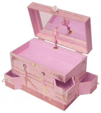 Enchantmints Multi-Cultural Ballet Class Treasure Box