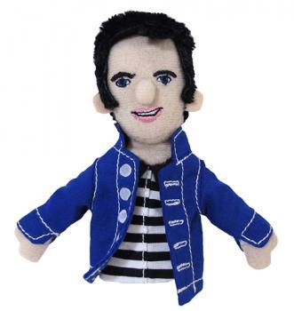 Elvis Presley Finger Puppet and Magnet