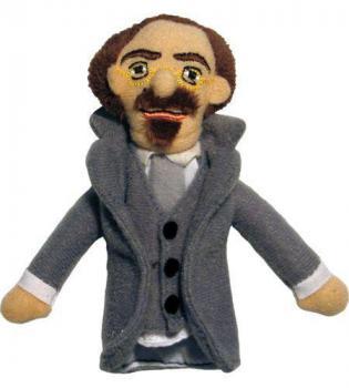 Sholem Aleichem Finger Puppet.
