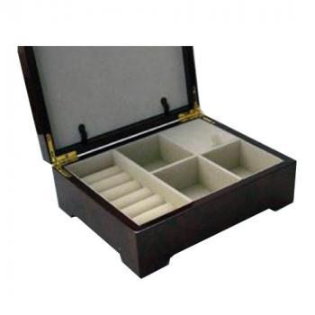 Flute Concerto Decoupage Musical Box