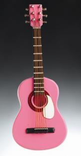 Magnet Pink String Guitar