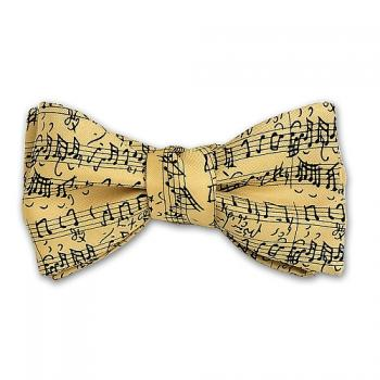 J.S.Bach Music Bow Tie