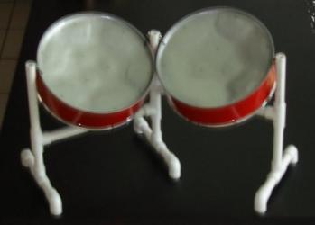 Calypso Steel Drum Double