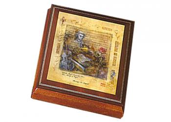 Music Box Homage to Mozart
