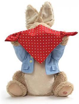 Peek a Boo! Peter Rabbit