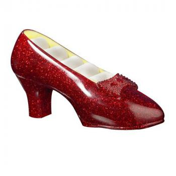 Dorothy's Ruby Slipper Jewelry Holder