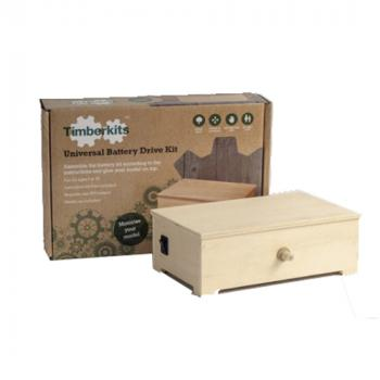 Timberkit Battery Powered Drive for Automatic Motion