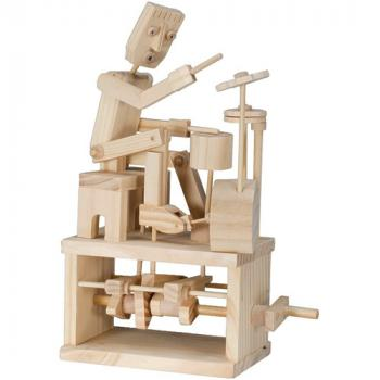 "Assembled Timberkit ""Make Your Own"" Drummer"