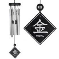 Woodstock Eastern Energies Feng Shui Metal Chime