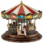 The Marquee Deluxe Carousel