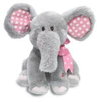 Ellie Plush Animated Musical Elephant