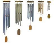 Woodstock Gregorian Wind Chimes Complete Set