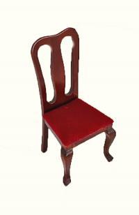Mini chair for dollhouse music room