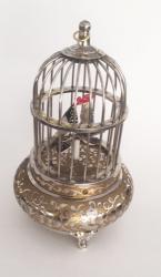 Zimbalist Double Bird Cage