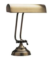 Lamp Double Armature in Antique brass