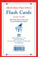 Alfred's Flash Cards for the beginner
