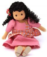 Name Your Own Musical Filipino Doll
