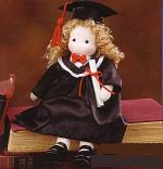 Musical Dolls - Graduate (Blonde)