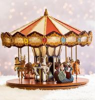 Grand Jubilee Carousel by Mr Chrismas