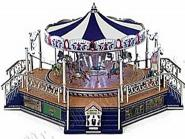 Worlds Fair Platinum Edition Musical Carousel