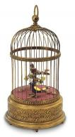 Reuge Collection Voliere de la Cour Singing Bird Antique Style